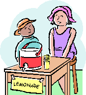 lemonade clipart