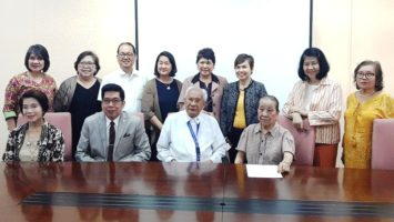 SERDEF and ADFIAP signed a Memorandum of Agreement (MoA) on July 6 for the implementation of a climate finance program in the Philippines.
