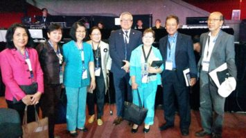 SERDEF officials join ASEAN 2017 MSME Dev't Summit