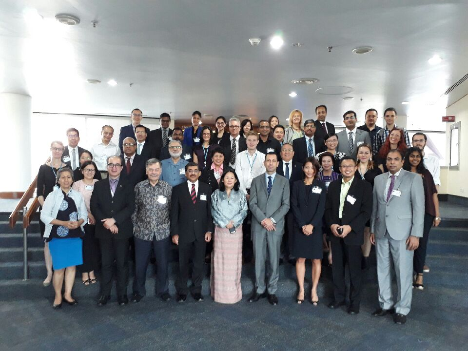 Regional Seminar on Innovative Climate Finance Instruments for Financial Institutions