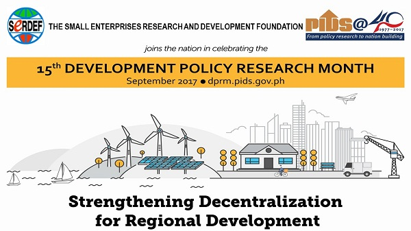 "The theme of 15th DPRM is ""Strengthening Decentralization for Regional Development."""